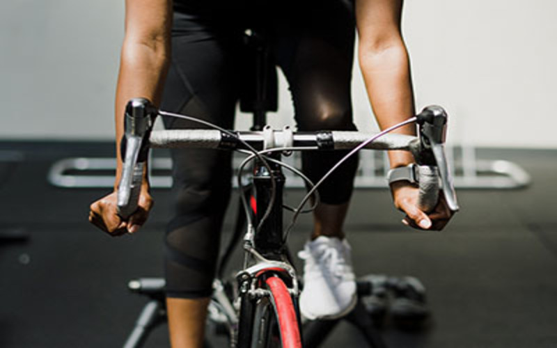 Indoor Cycling im Iron Palace Fitnessstudio in Augsburg Lechhausen