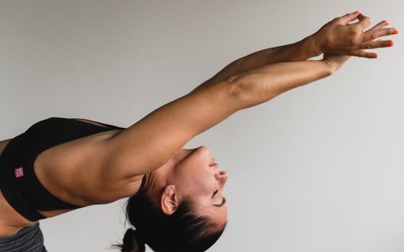Yoga Kurs im Iron Palace Augsburg Lechhausen
